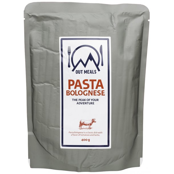 Out Meals Pasta Bolognese, 400g.