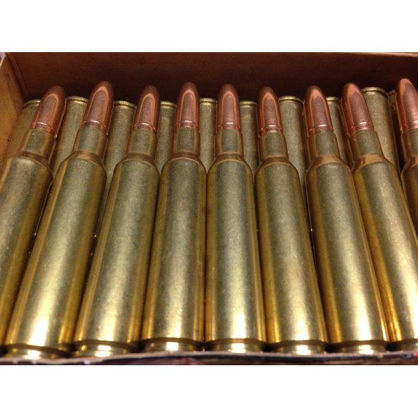 Jagt Ammo 6,5x55 MEGA 20 stk.