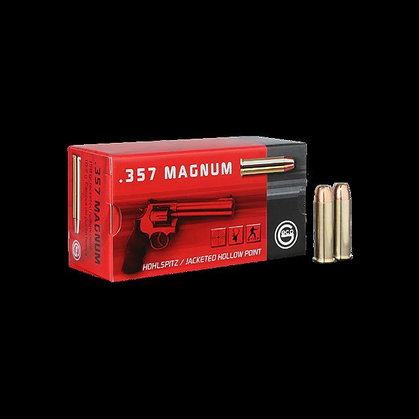 GECO .357 Magnum FMJ Ammunition