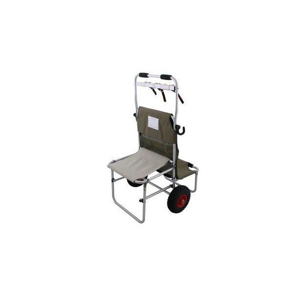 Eckla Multi Rolly med riffel/udstyrsholder