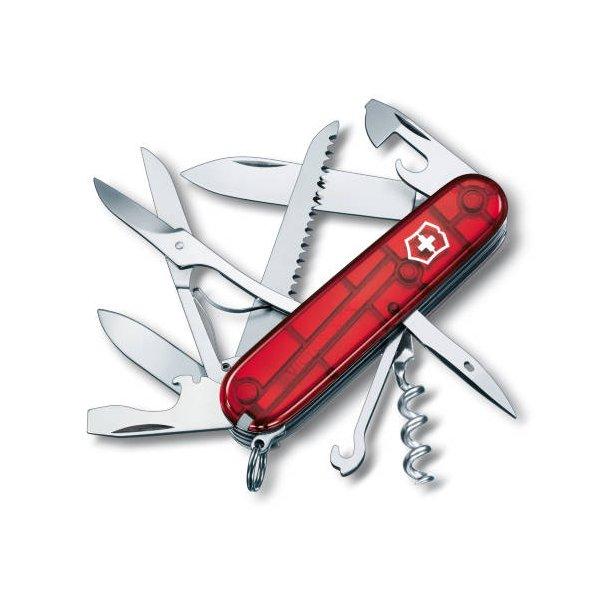 Victorinox Huntsman rød