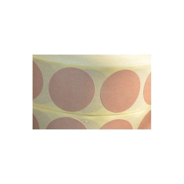Brun plaster, rulle med 2000 stk.