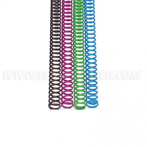 Eemann Tech Recoil Springs Calibration Pack til CZ